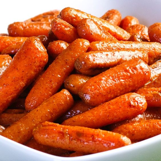 Learn to make Cinnamon Roasted Baby Carrots. Read these easy to follow recipe instructions and enjoy Cinnamon Roasted Baby Carrots today!