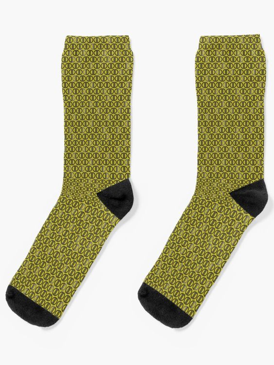 Funny Crazy Yellow Socks By Murkydesign Yellow Socks Crazy Hat Day Crazy Socks