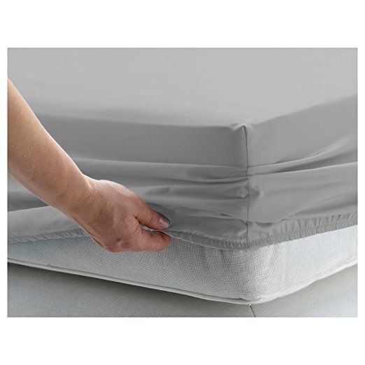 Amazon Com California Design Den 400 Thread Count 100 Cotton Fitted Sheet Only Pure White Queen Fitted She Cotton Sheet Sets Pure Products California Design