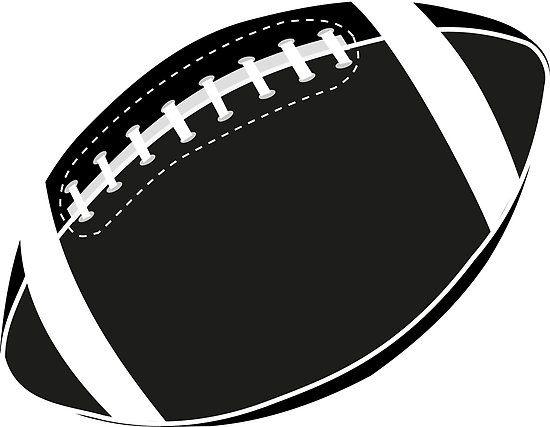 Rugby Ball Illustration American Football Ball Poster By Danler Rugby Ball Football Ball American Football