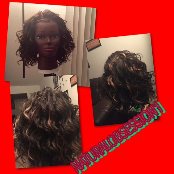 Crochet Braids Kima Ocean Wave : ... ideas and more wave hair ocean waves wigs ocean waves crochet hair