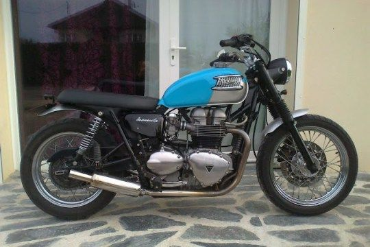 Triumph Dealers, Small Back Street Garages and Big Name Custom Shops make up the…