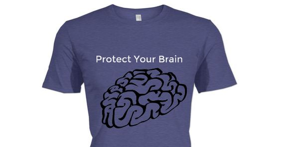 Check out this awesome Protecting  Athletes From Damage to the Brain shirt!