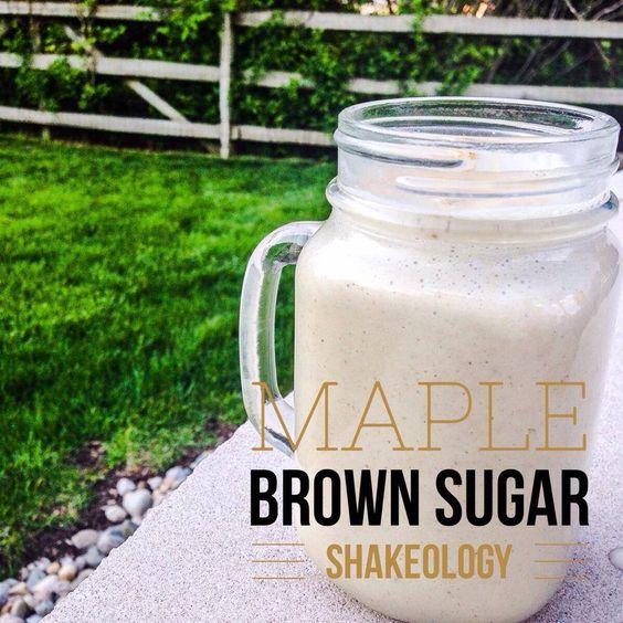 Vanilla shakeology, Shakeology and Milk cup on Pinterest