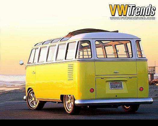 Volkswagen Kombi California Look
