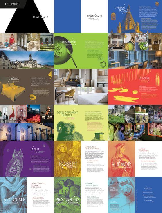 Packaging Gift Box Design Abbey of Fontevraud  http://www.grapheine.com/divers/offrir-fontevraud-il-etait-une-fois-la-creation-dun-coffret-cadeau