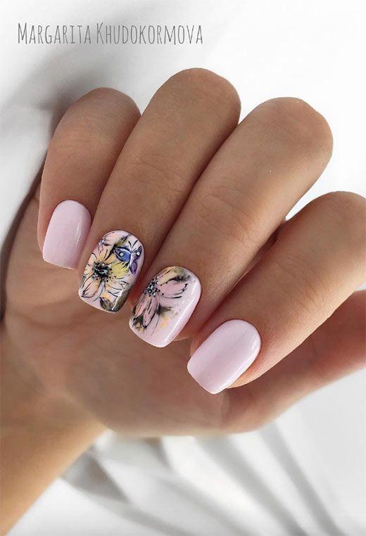 47++ Nail designs spring 2021 ideas info