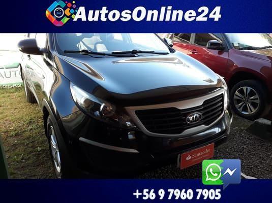 2011 Kia Sportage Lx 4x2 Ab Temuco