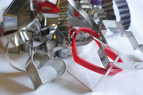 Cookie cutter collection