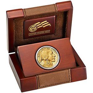 2013 American Buffalo One Ounce Gold Reverse Proof Box