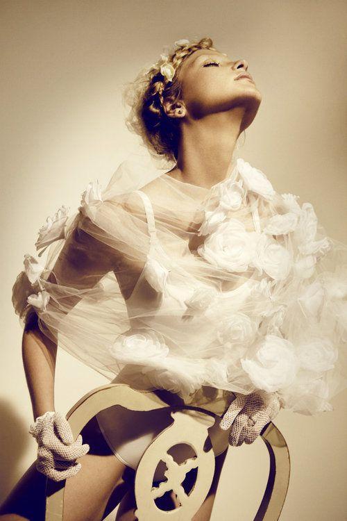 Bruna Erhardt by Renam Christofoletti for Vogue Brasil Brides