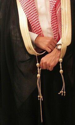 Amazing Best Quality Mens Islamic Arabian Cloak Bisht Thobe Aaa Finest Quality Wedding Cards Images Arab Wedding Wedding Cards