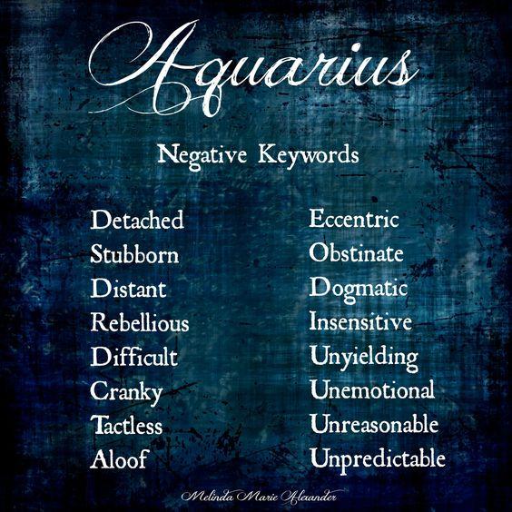 Character Development: Zodiac Traits – Aquarius | Melinda Marie ...