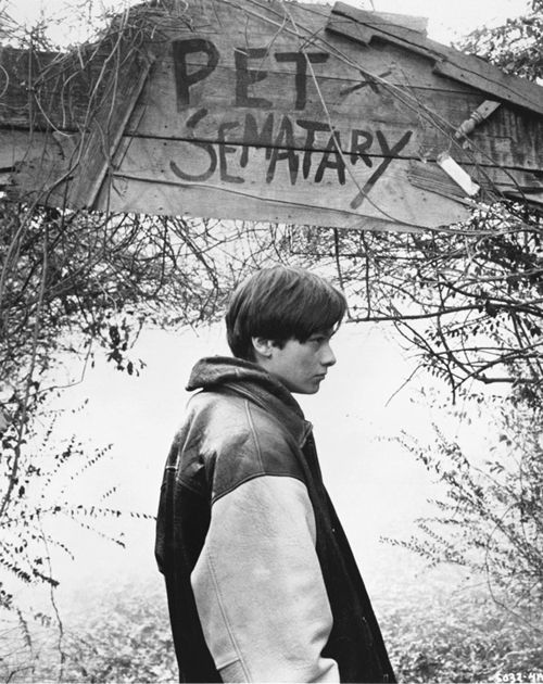 Edward Furlong. Totally inspiring, he's kinda Ferris Bueller noir style. But, he's changed. I wish he'll back and showin' the greatness again, just like how he'd done in his childhood movies (I loved them all, especially Pet Sematary. I have the vcd). I will wait. :) Nothing's too late.