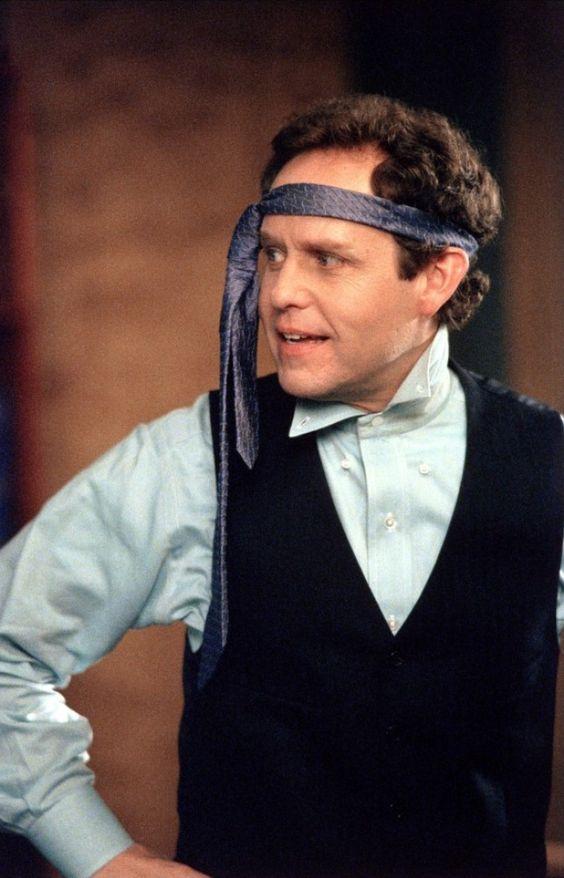 "Peter MacNicol (as John Cage) in ""Ally McBeal"" (TV Series)"