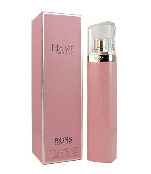 Boss Ma Vie Intense By Hugo Boss Eau De Parfum Spray 2 5 Oz Hugo Boss Eau De Parfum Eau De Parfum Hugo Boss Fragrance