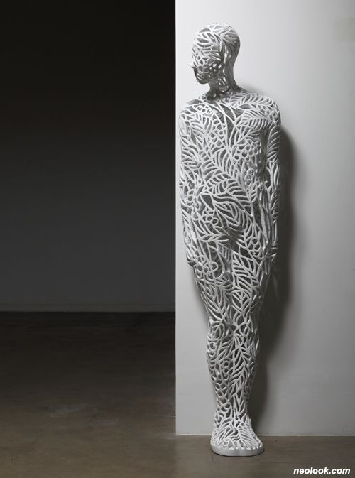 amazing sculptures from Korean Artist Chihyun Shin