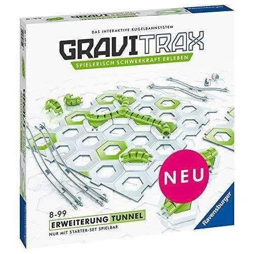 Kugelbahn RAVENSBURGER GraviTrax® Erweiterung Tunnel