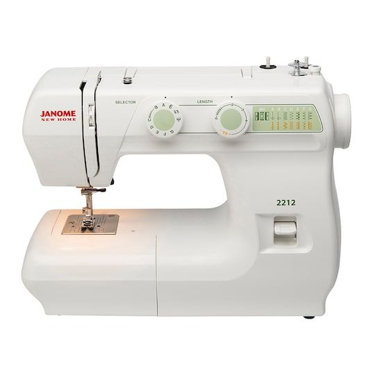 Janome 2212 Sewing Machine In 2020 Sewing Machine For Sale