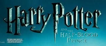 Harry Potter and The Half Blood Prince!