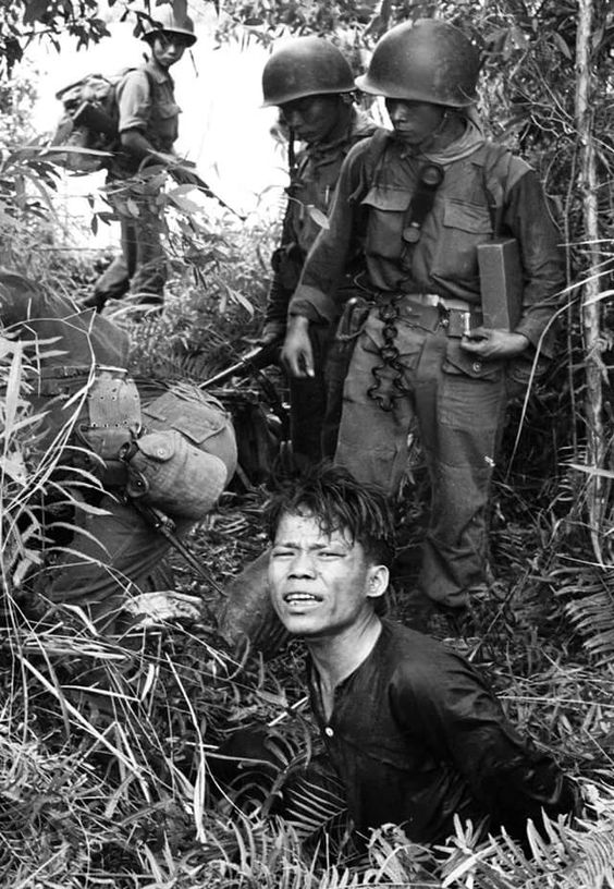 vietcong speech During the early 1960s, the us military presence in vietnam escalated as corruption and internal divisions threatened the government of south vietnamese president.