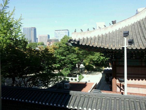 Love in Seoul