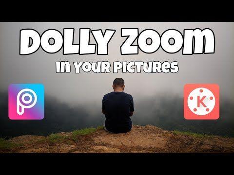 Dolly Zoom Effect Kinemaster Picsart Tutorial Youtube Dolly Zoom Picsart Tutorial Picsart
