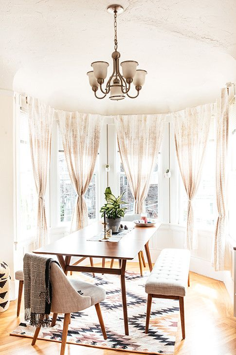 Here Are Our Predictions For The Best 2020 Design Trends Dining Room Window Treatments Dining Room Lighting Dining Room Colors
