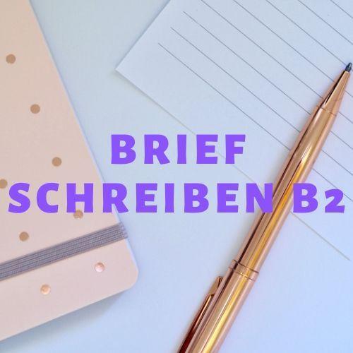 Brief Schreiben B2 Schriftliche Prufung Telc Pdf 5 Beispielen Briefe Schreiben Schreiben Brief