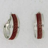 Earrings Creole Metal