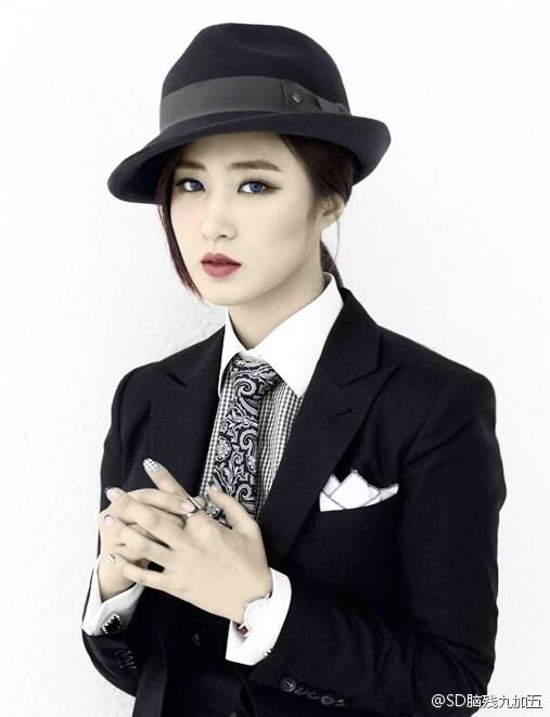 SNSD Mr Mr Yuri Girls Generation color