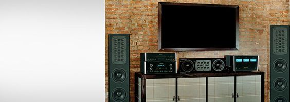 McIntosh home audio system.  I have wanted for over 20 years...