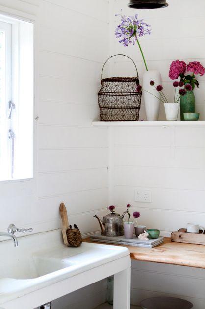 Blog Déco nordique - Inspiration romantique - Un cottage australien