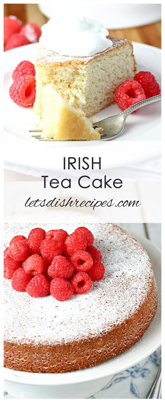 Irish Tea Cake