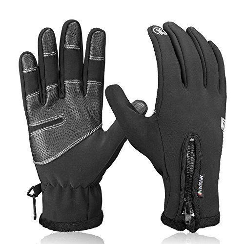Touch Screen Windproof Warm Hand Cycling Gloves For Men Women Affiliate Best Winter Gloves Mens Winter Gloves Gloves Winter