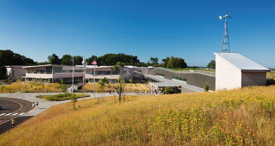 Mikyoung Kim Design - Rogers Environmental Studies Magnet SchoolMikyoung Kim Design - Landscape Architecture, Urban Planning, Site Art