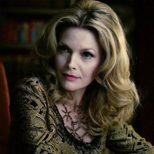 Michelle Pfeiffer Playboy Dark Shadows Found On Tying