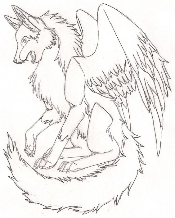 Images For > Cool Wolves Coloring Pages Coloring Pages