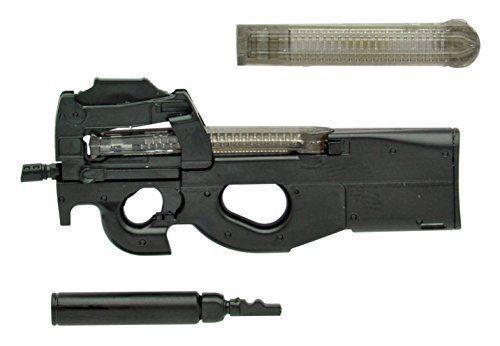 Tomytec 1//12 Little Armory P90 Type Plastic Model Japan from NEW LA039