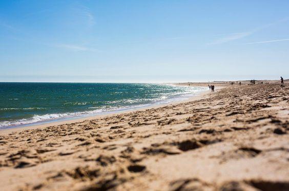 10 praias desertas no Algarve