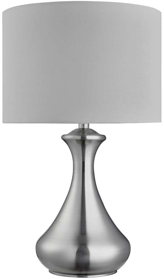 123 Reference Of Touch Desk Lamp Silver In 2020 Table Lamp Lamp Desk Lamp