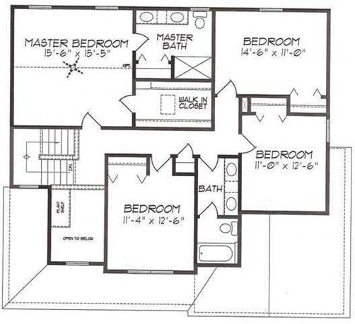 Floor plan for the 2nd floor http://www.cbsp.com/dloving/Property/PA/17055/Mechanicsb/2038_Liberty_Drive_Lot_133_1