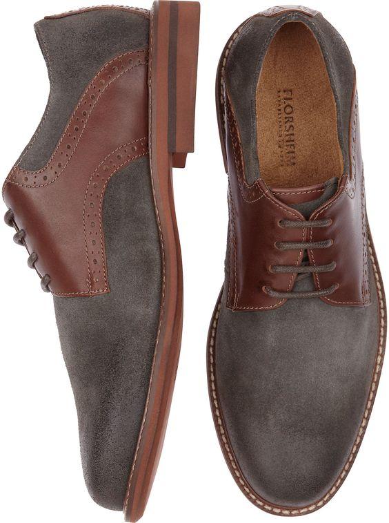Florsheim brown lace up dress shoes