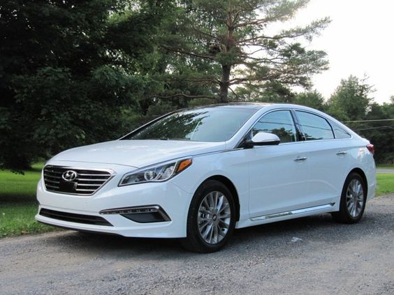 Pin for Later: 15 Family Vehicles That Go Way Beyond Your Standard Minivan Hyundai Sonata