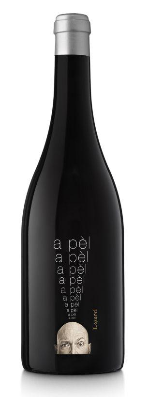 a_pel loxarel #wine #label www.prettywines.com