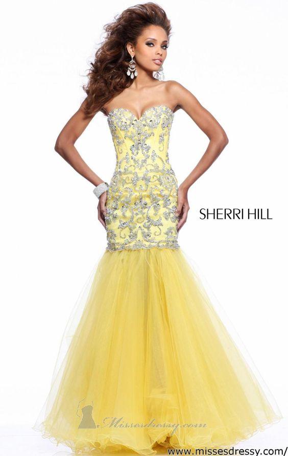 Sherri Hill 2974: Prom 2013
