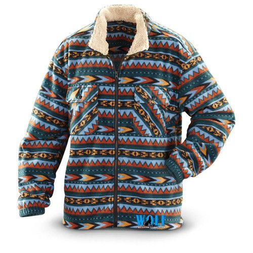 Western Fleece Jackets | Outdoor Jacket