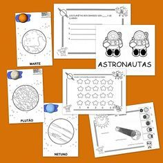 Dibujos para colorear el Sistema solar