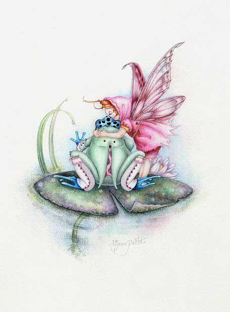Fairy Charity © Myrea Pettit