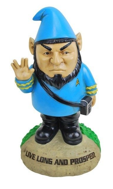 Funny Gnomes: Funny Gnomes, Garden Gnomes And Spock On Pinterest